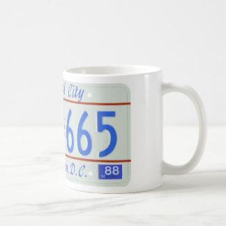 DC88 COFFEE MUG