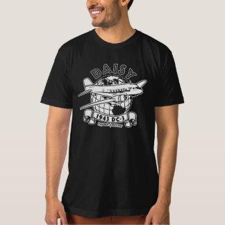 DC-3, Daisy, flying Veteraner T-Shirt