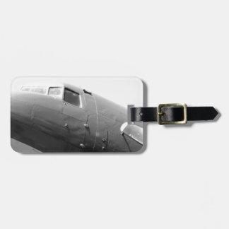 DC-3 Douglas Dakota Bag Tag