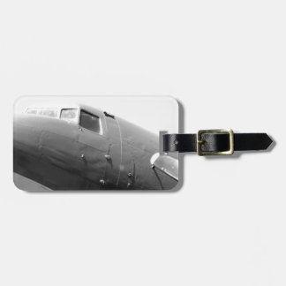 DC-3 Douglas Dakota Luggage Tag