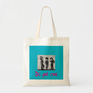DC Got Cool Grocery Tote Budget Tote Bag