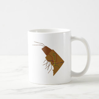 DC Insect Coffee Mug