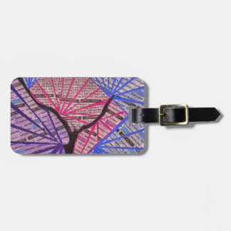 DC Metro Area Luggage Tag