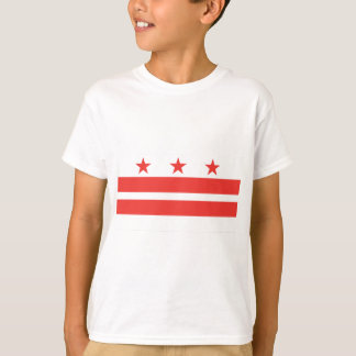 DC  Official State Flag T-Shirt