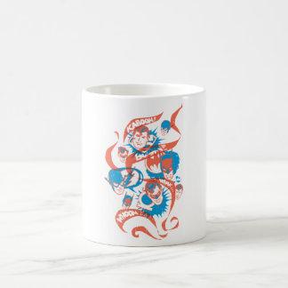 DC Originals - Logo Burst Basic White Mug