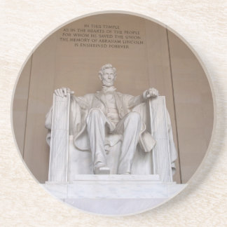 DC Series---Lincoln Memorial DC 4 Coaster