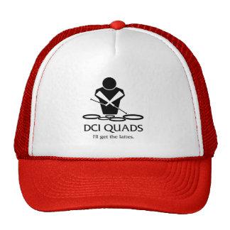 DCI QUADS - I'll get the lattes Trucker Hat