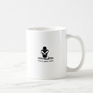 DCI QUADS - That's How I Roll Coffee Mug