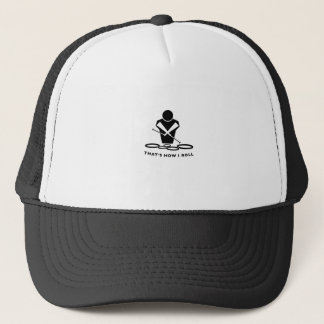 DCI QUADS - That's How I Roll Trucker Hat