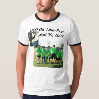 DCO Oh-Lime-Pixs         Se... T-Shirt