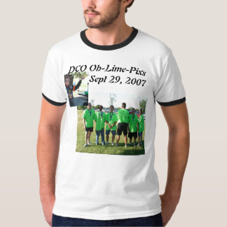 DCO Oh-Lime-Pixs         Se... Tee Shirts