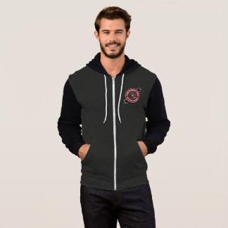 DCRD Gray hoodie