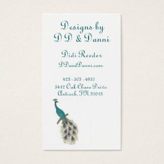 DD & Danni Business Card