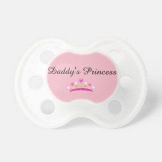 "DD/lg ""Daddy's Princess"" Paci Pacifier"