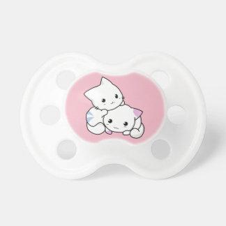 "DD/lg ""Kitten Paci"" Baby Pacifier"