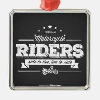 DD Motorcycle Riders T Shirt Design 76009.ai Metal Ornament