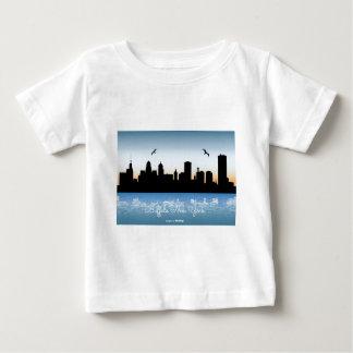 DD-New-York-Skyline-Illustration-67120-Preview Baby T-Shirt