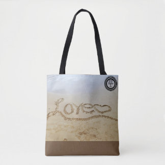 DD Styles Love Tote Bag