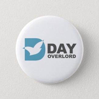 DDay-Overlord Internet 2 Inch Round Button
