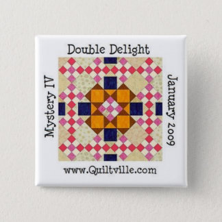 DDbutton 2 Inch Square Button