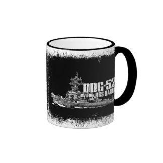 DDG-52 Barry 11 oz Ringer Mug