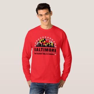 DDIIRO Baltiimore T-shirts
