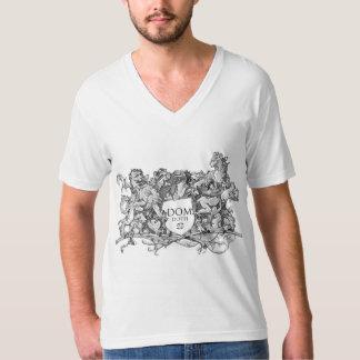 DDMens V-neck T-Shirt