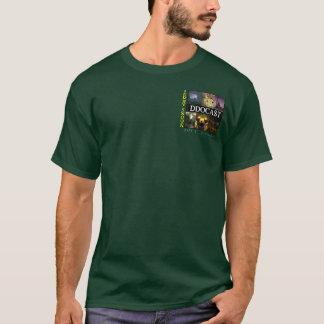 DDoCast Jerry Snook Tribute T-Shirt