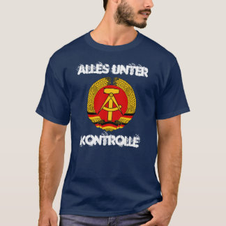 DDR East Germany T-Shirt