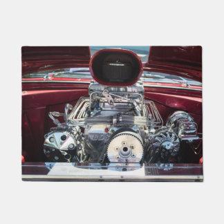 DDS Car Engine Doormat