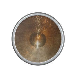 De Bumpster Bluetooth de haut-parleur cymbales sim