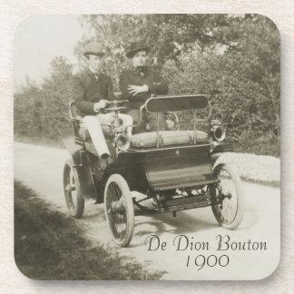 De Dion Bouton 1900 Beverage Coaster