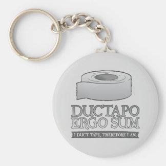 De Ductapo somme donc.  I ruban adhésif, donc moi