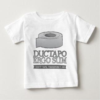De Ductapo somme donc.  I ruban adhésif, donc moi Tee Shirts