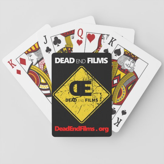 De Films Playing Cards