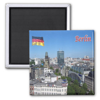 DE - Germany Berlin Department Store of the West Square Magnet
