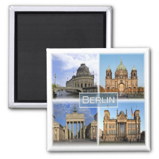 DE * Germany - - Berlin Magnet