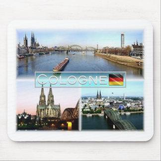 DE Germany - Cologne - Köln - Mouse Pad