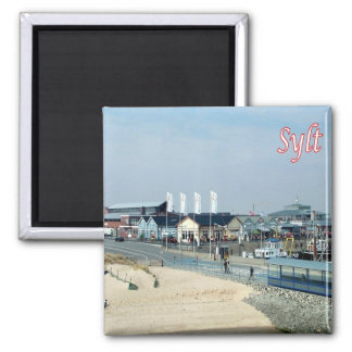 DE - Germany - Frisian islands - Sylt - Shore Magnet