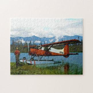 De Havilland Beaver Floatplane Jigsaw Puzzle