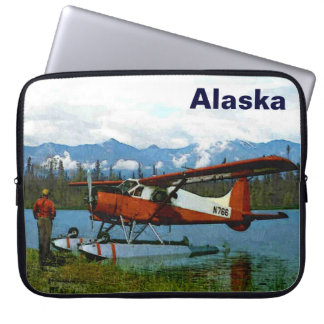 De Havilland Beaver Floatplane Laptop Computer Sleeve