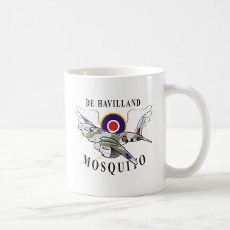 de havilland mosquito coffee mug