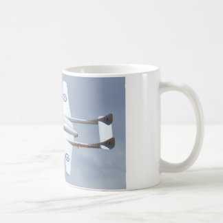 de Havilland Vampire Coffee Mug