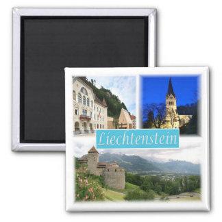 DE * Liechtenstein - Vaduz Magnet