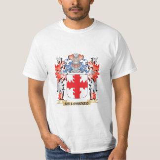 De-Lorenzo Coat of Arms - Family Crest T-Shirt