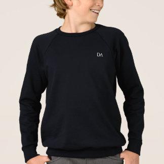 De Mario Collection Black Long Sleeve Shirt Kids