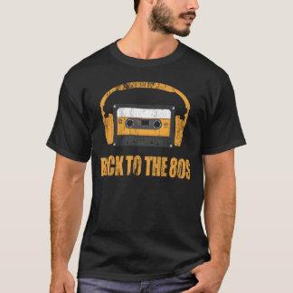 de nouveau à la musique des années 80 t-shirt