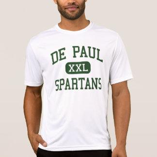 De Paul - Spartans - Catholic - Wayne New Jersey T-Shirt