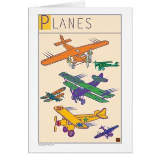 De Planes-Card Card
