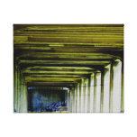 De pont copie étroite de toile impression sur toile